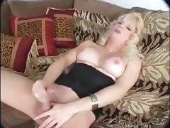 older blonde tranny Solo