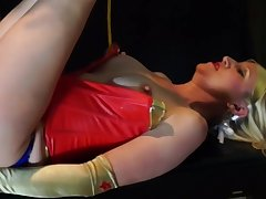 Wonder Woman Captured Far Rachel James