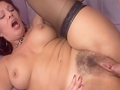 Hottest pornstar Vanessa Videl in crazy big tits, anal sex video
