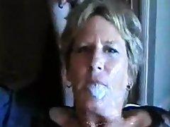 Mad dispose sex with bukkake