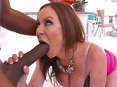 Kendra Lust - The Mandingo Suppliant Interracial Porn