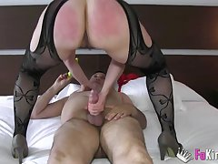 Spanish Amateur Sex Housewife Couple Back Their  - andi james
