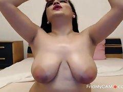 sexy curvy webcam teaser