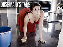 Valentina Nappi in The Housemaid's Tale, Scene #01 - PureTaboo
