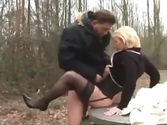 Spoilt Divorced MILF Weighted down with Cum Hard by Stranger Open-air