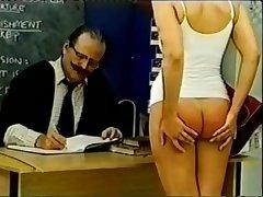 spanking school ungentlemanly old