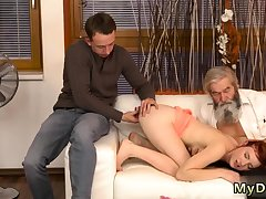 Teen neighbor blowjob crafty time Unexpected practice with