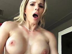 Teen gets ass licked Cory Chase in Revenge On Your Author