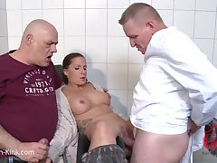 Cuckold watches him make me pregnant