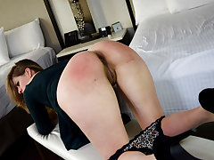 Projection Over and Take It! - (Spanking)