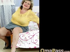 OmaPasS Milfs and Amateur Matures Gone Sexual