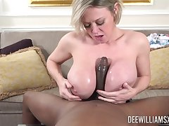 A real pleasure that reason thick mature to put in an appearance at such BBC in both holes