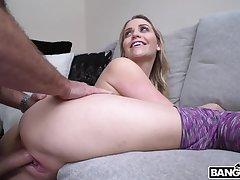 Amazing fucking in the morning with flexible MILF Mia Malkova