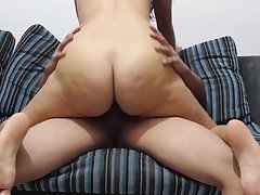 I Fuck My Sisters Husband And Let Him Cum On My Pussy