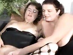 A catch sluts polish off good