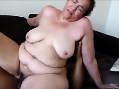 Thick Apologetic Bone MILF getting IT